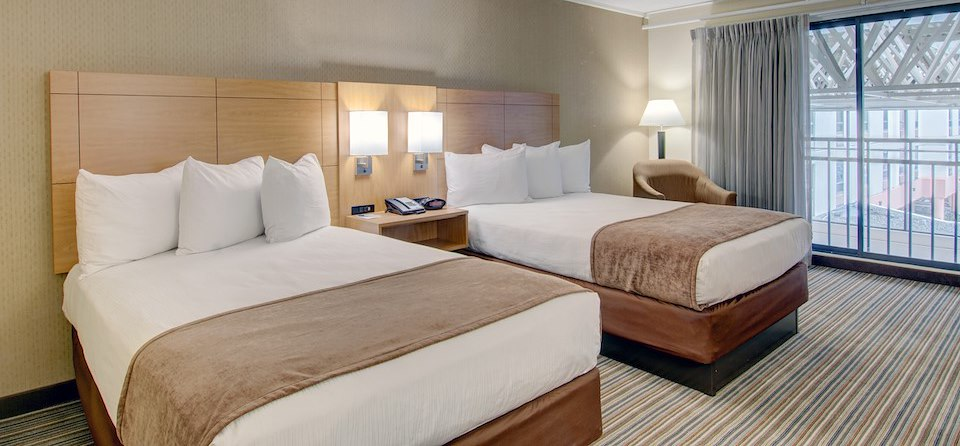 Marlborough Group Accommodations - Double Beds