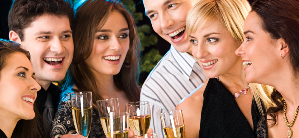 Marlborough Social Events - Champagne Toast