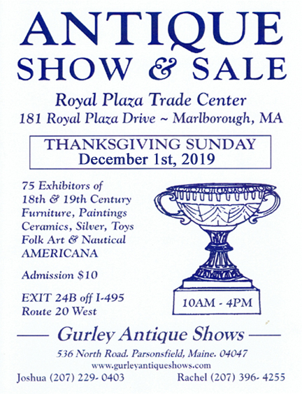 Gurley Antique Show