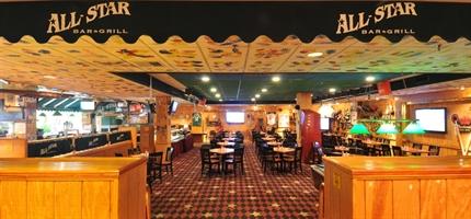 All Star Bar and Grill in Marlborough, MA